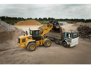 Caterpillar Wheel Loader on the Job | Photos and Images | Technology