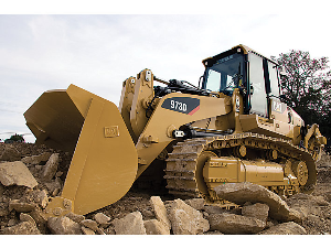 Caterpillar Track Loader on the Job | Photos and Images | Technology