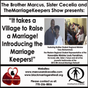 it takes a village to raise a marriage! introducing the marriage keepers!