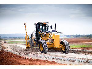 CAT Motor Grader on the Job | Photos and Images | Technology
