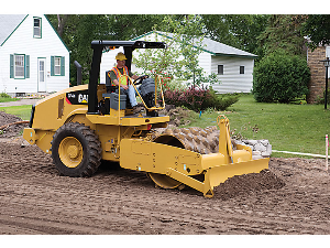 Caterpillar Soil Compactors | Photos and Images | Technology