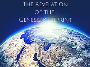 the revelation of the genesis blueprint pt.2