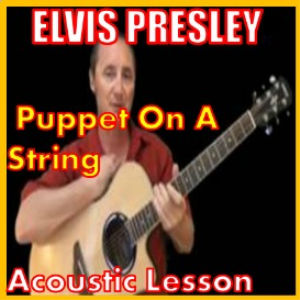 Learn to play Puppet On A String By Elvis Presley | Movies and Videos | Educational