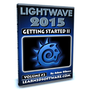 lightwave 2015-volume #2- getting started ii