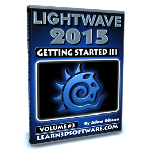 Lightwave 2015-Volume #3- Getting Started III | Software | Training