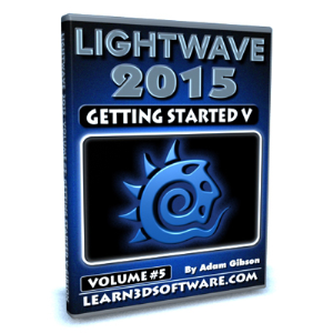 Lightwave 2015-Volume #5- Getting Started V | Software | Training
