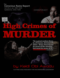 High Crimes of Murder | eBooks | Social Science