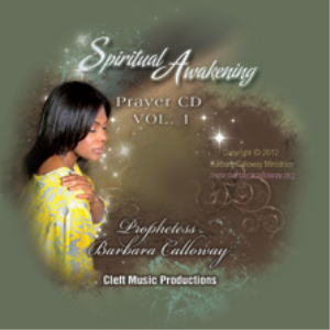 Spiritual Awakening Prayer CD Vol.1 | Audio Books | Religion and Spirituality