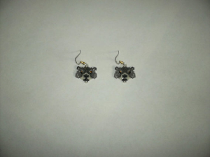 Peyoye Groundhog Delica Seed Beading Earring Pattern-434 | Crafting | Jewelry
