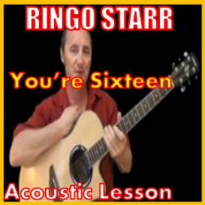 Learn to play You're 16 by Ringo Starr | Movies and Videos | Educational