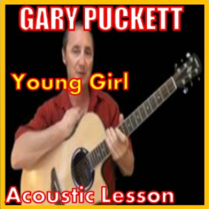 Learn to play Young Girl by Gary Puckett | Movies and Videos | Educational