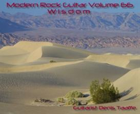Modern Rock guitar vol.66 'Wisdom' mp3's/zip | Music | Instrumental