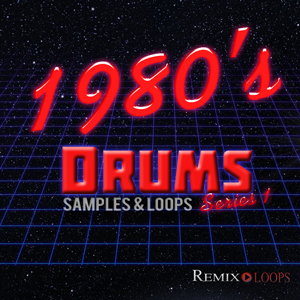 1980s Drums Series 1 | Music | Soundbanks