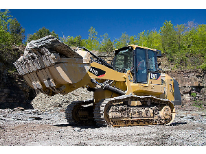CAT Track Loader at the Construction Site | Photos and Images | Technology