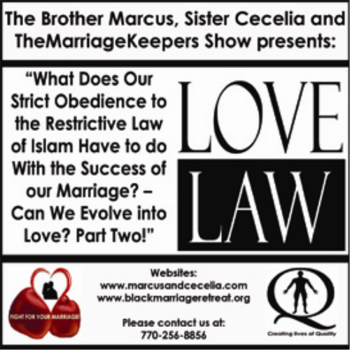 First Additional product image for - What Does Our Strict Obedience to the Restrictive Law of Islam Have to do With the Success of our 2016 Marriage? – Can We Evolve into Love? Part Two!