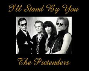I'll Stand By You The Pretenders arranged for vocal solo, band and strings | Music | Popular
