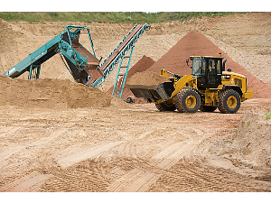 CAT Wheel Loader at the Construction Site | Photos and Images | Technology