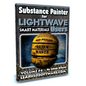 Substance Painter for Lightwave Users-Volume #4 | Software | Training