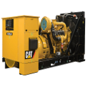 Caterpillar Generator at the Construction Site | Photos and Images | Technology