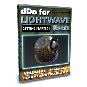 ddo for lightwave users-volume #1- getting started i