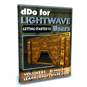 dDo for Lightwave Users-Volume #3- Getting Started III | Software | Training
