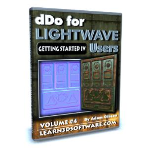 dDo for Lightwave Users-Volume #4- Getting Started IV | Software | Training