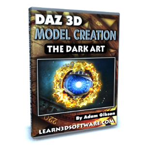 DAZ 3D Model Creation-The Dark Art | Software | Training