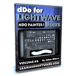 dDo for Lightwave Users-Volume #6- NDO Painter I | Software | Training