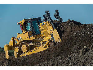 Caterpillar Dozer at the Construction Site | Photos and Images | Technology