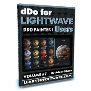 dDo for Lightwave Users- Volume #7- DDO Painter I | Software | Training