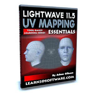 Lightwave 11.5- UV Mapping Essentials | Software | Training