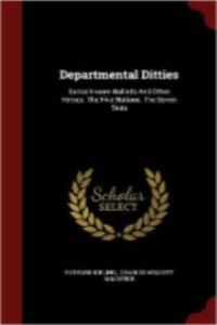 departmental ditties: barrack-room ballads