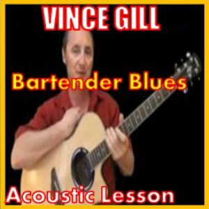 Learn to play Bartender Blues by Vince Gill | Movies and Videos | Educational
