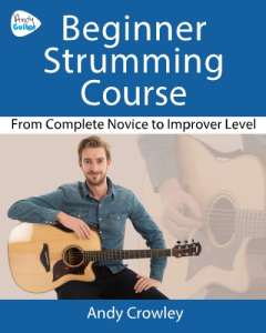 Andy's Strumming Course – eBook Companion Download | eBooks | Education