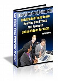 The Video Cash Blueprint With Master Resale Rights | eBooks | Internet