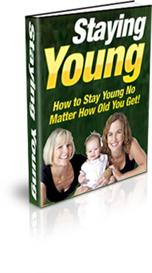Staying Young With Master Resale Rights | eBooks | Health