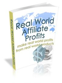 Real World Affiliate Profits With Master Resale Rights | eBooks | Internet