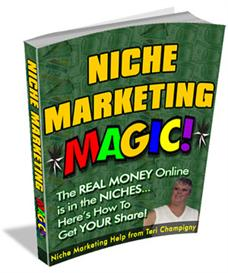 Niche Marketing Magic With Master Resale Rights | eBooks | Internet