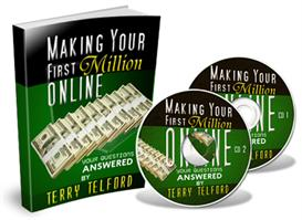 *NEW*Making Your First Million Online | eBooks | Business and Money