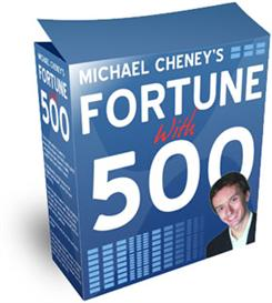 Fortune With 500 With Master Resale Rights | eBooks | Business and Money
