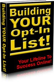 Build your Optin List With Master Resale Rights | eBooks | Internet