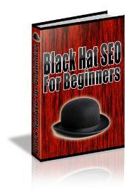 Black Hat SEO For Beginners With Master Resale Rights | eBooks | Internet