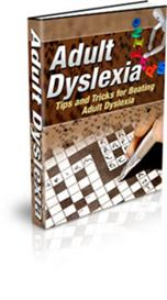 Adult Dyslexia - Discover Tips and Tricks for Beating Adult Dyslexia | eBooks | Education