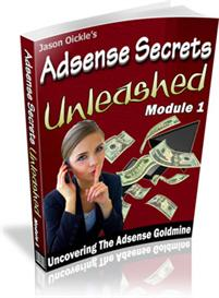 Adsense Secrets Unleashed with Master Resale Rights | eBooks | Business and Money