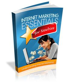 *new* internet marketing essentials for newbies (master resale rights