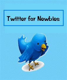 Twitter for the Newbie