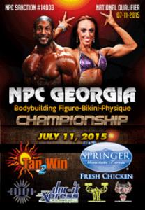 2015 NPC Georgia Bodybuilding-Figure-Bikini-Physique | Movies and Videos | Sports