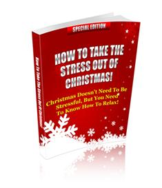 How To Take The Stress Out Of Christmas With Private Labels Rights | eBooks | Health