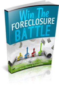 winning the foreclosure battle