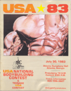 1983 USA & teenage Bodybuilding Championships | Movies and Videos | Sports